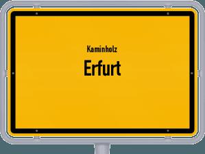 Kaminholz & Brennholz-Angebote in Erfurt