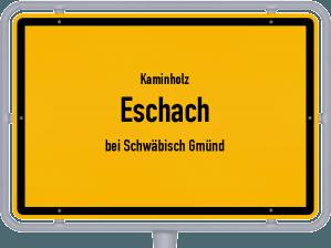 Kaminholz & Brennholz-Angebote in Eschach (bei Schwäbisch Gmünd)