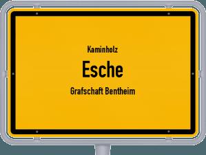 Kaminholz & Brennholz-Angebote in Esche (Grafschaft Bentheim)