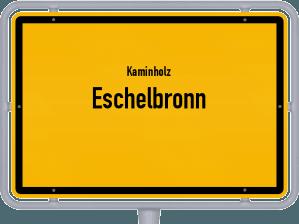 Kaminholz & Brennholz-Angebote in Eschelbronn