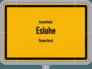 Kaminholz & Brennholz-Angebote in Eslohe (Sauerland)