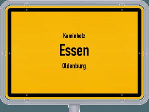 Kaminholz & Brennholz-Angebote in Essen (Oldenburg)