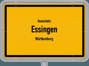 Kaminholz & Brennholz-Angebote in Essingen (Württemberg)
