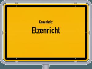 Kaminholz & Brennholz-Angebote in Etzenricht