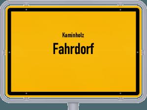 Kaminholz & Brennholz-Angebote in Fahrdorf