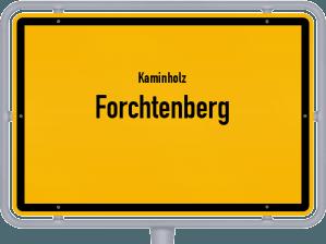 Kaminholz & Brennholz-Angebote in Forchtenberg