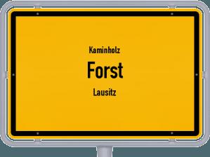 Kaminholz & Brennholz-Angebote in Forst (Lausitz)