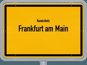 Kaminholz & Brennholz-Angebote in Frankfurt am Main