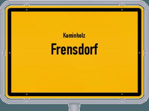 Kaminholz & Brennholz-Angebote in Frensdorf