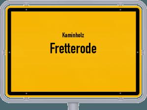 Kaminholz & Brennholz-Angebote in Fretterode