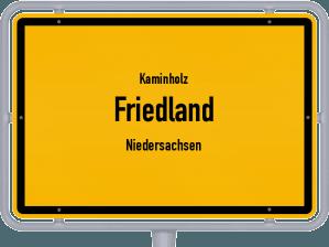 Kaminholz & Brennholz-Angebote in Friedland (Niedersachsen)