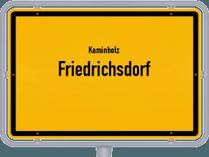 Kaminholz & Brennholz-Angebote in Friedrichsdorf