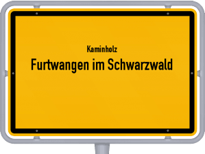 Kaminholz & Brennholz-Angebote in Furtwangen im Schwarzwald
