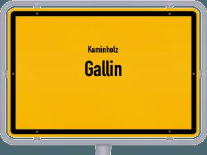 Kaminholz & Brennholz-Angebote in Gallin