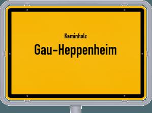 Kaminholz & Brennholz-Angebote in Gau-Heppenheim