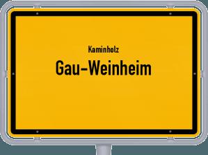 Kaminholz & Brennholz-Angebote in Gau-Weinheim