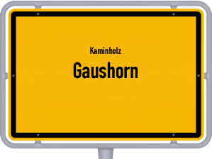 Kaminholz & Brennholz-Angebote in Gaushorn