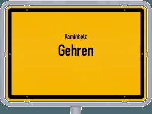 Kaminholz & Brennholz-Angebote in Gehren