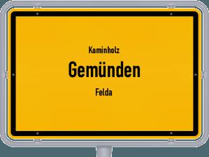 Kaminholz & Brennholz-Angebote in Gemünden (Felda)
