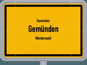 Kaminholz & Brennholz-Angebote in Gemünden (Westerwald)
