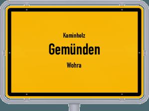 Kaminholz & Brennholz-Angebote in Gemünden (Wohra)