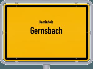 Kaminholz & Brennholz-Angebote in Gernsbach
