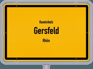 Kaminholz & Brennholz-Angebote in Gersfeld (Rhön)