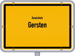 Kaminholz & Brennholz-Angebote in Gersten