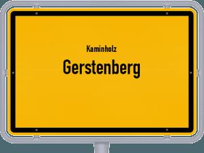Kaminholz & Brennholz-Angebote in Gerstenberg