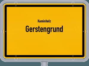 Kaminholz & Brennholz-Angebote in Gerstengrund