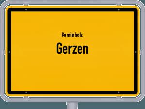 Kaminholz & Brennholz-Angebote in Gerzen