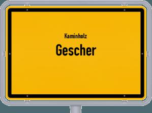 Kaminholz & Brennholz-Angebote in Gescher