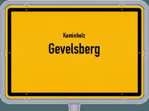 Kaminholz & Brennholz-Angebote in Gevelsberg