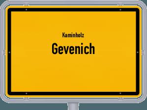 Kaminholz & Brennholz-Angebote in Gevenich