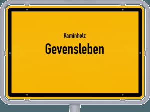 Kaminholz & Brennholz-Angebote in Gevensleben