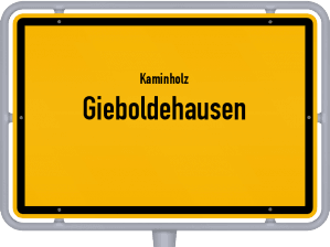 Kaminholz & Brennholz-Angebote in Gieboldehausen
