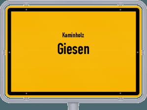 Kaminholz & Brennholz-Angebote in Giesen
