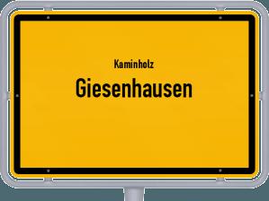 Kaminholz & Brennholz-Angebote in Giesenhausen