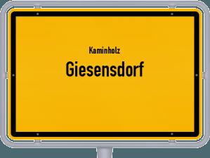 Kaminholz & Brennholz-Angebote in Giesensdorf