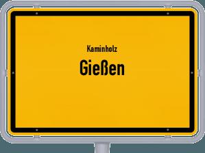 Kaminholz & Brennholz-Angebote in Gießen