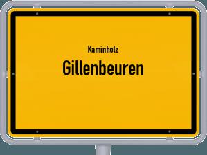 Kaminholz & Brennholz-Angebote in Gillenbeuren