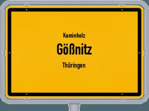 Kaminholz & Brennholz-Angebote in Gößnitz (Thüringen)