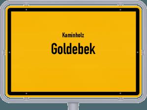 Kaminholz & Brennholz-Angebote in Goldebek