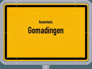 Kaminholz & Brennholz-Angebote in Gomadingen