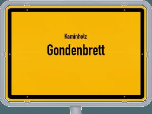 Kaminholz & Brennholz-Angebote in Gondenbrett