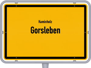 Kaminholz & Brennholz-Angebote in Gorsleben