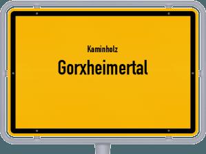 Kaminholz & Brennholz-Angebote in Gorxheimertal