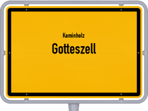Kaminholz & Brennholz-Angebote in Gotteszell