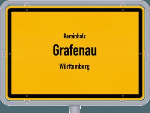 Kaminholz & Brennholz-Angebote in Grafenau (Württemberg)