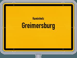 Kaminholz & Brennholz-Angebote in Greimersburg